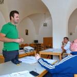 Priestersportwoche Seminar