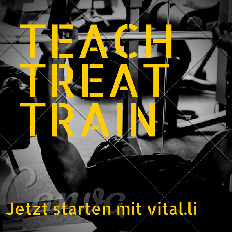 Teach-treat-train